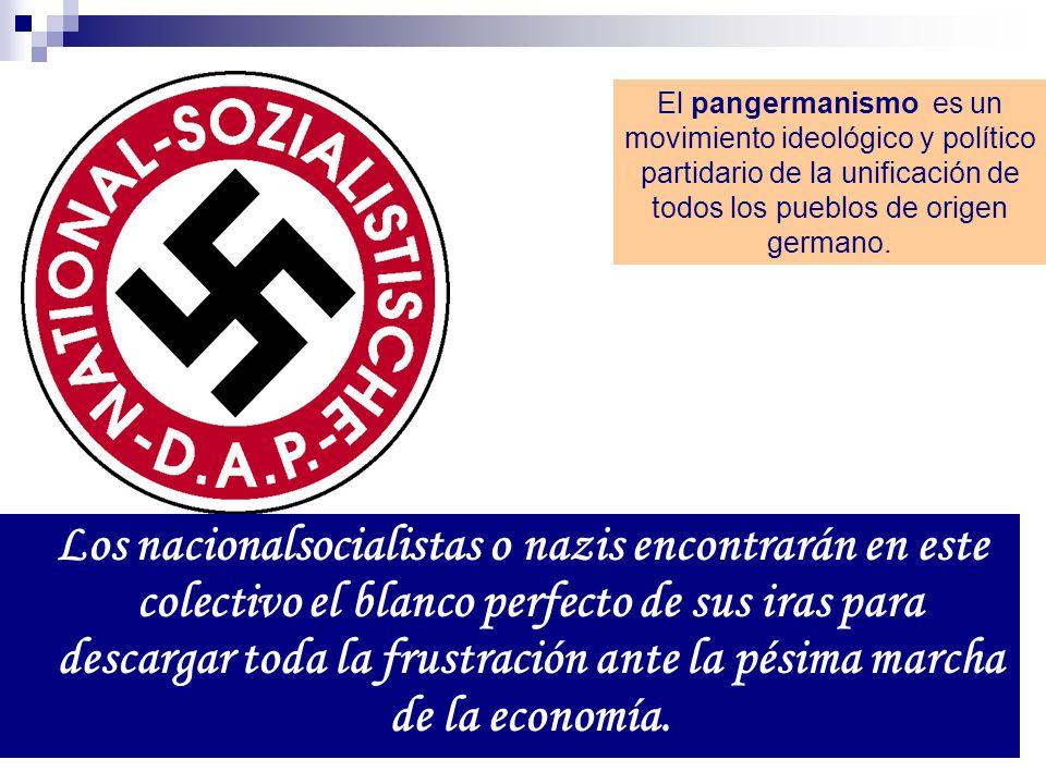 El pangermanismo es un movimiento ideológico y político partidario de la unificación de todos los pueblos de origen germano.