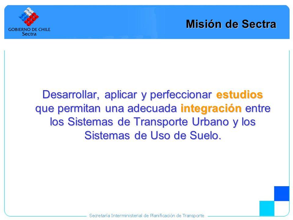 Misión de Sectra