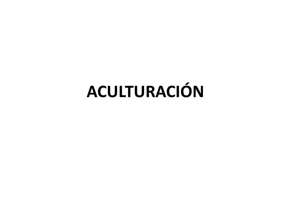ACULTURACIÓN