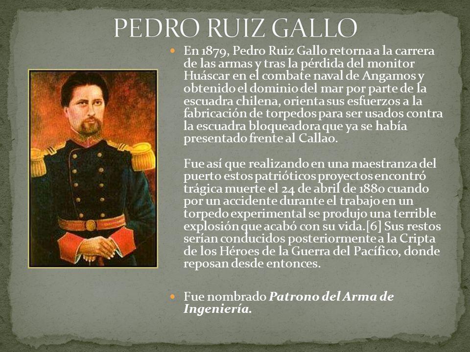 PEDRO RUIZ GALLO