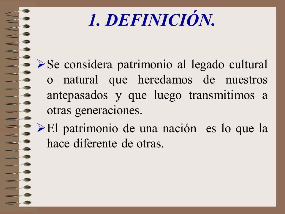 1. DEFINICIÓN.