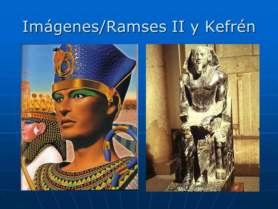 Imágenes/Ramses II y Kefrén