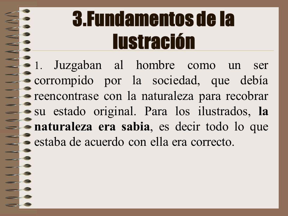 3.Fundamentos de la Iustración