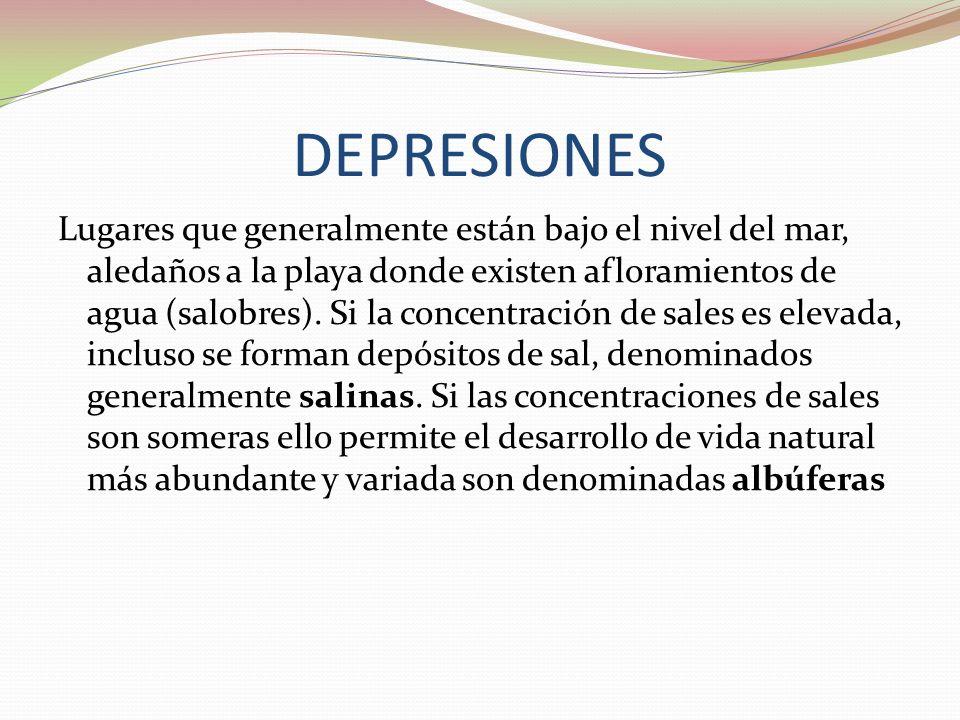 DEPRESIONES