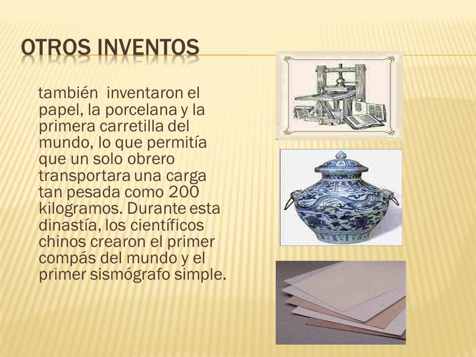 Otros inventos