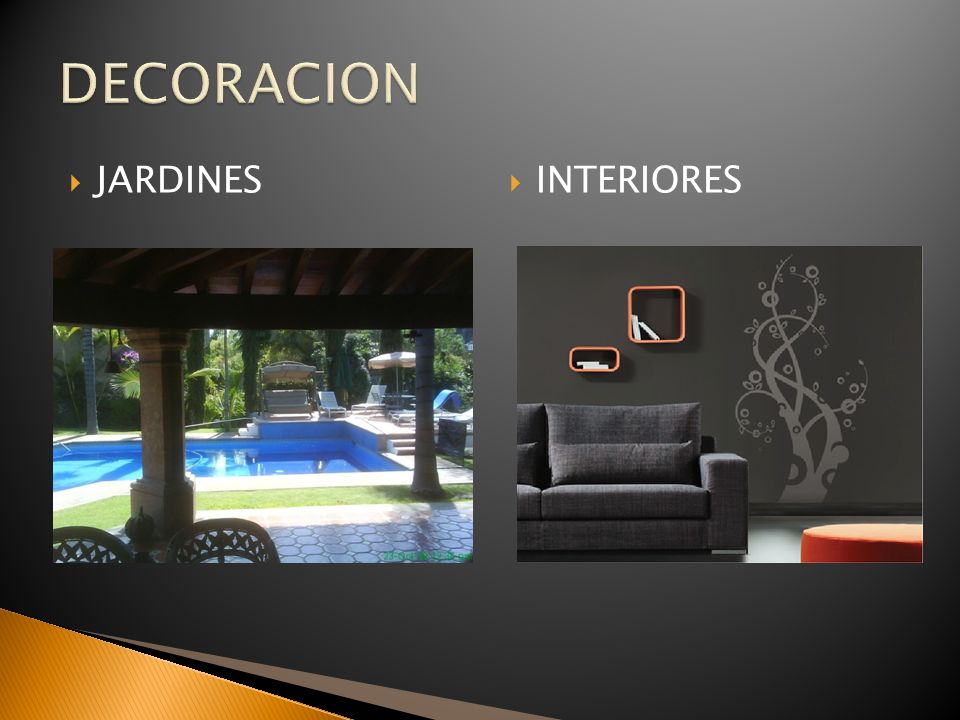 DECORACION JARDINES INTERIORES