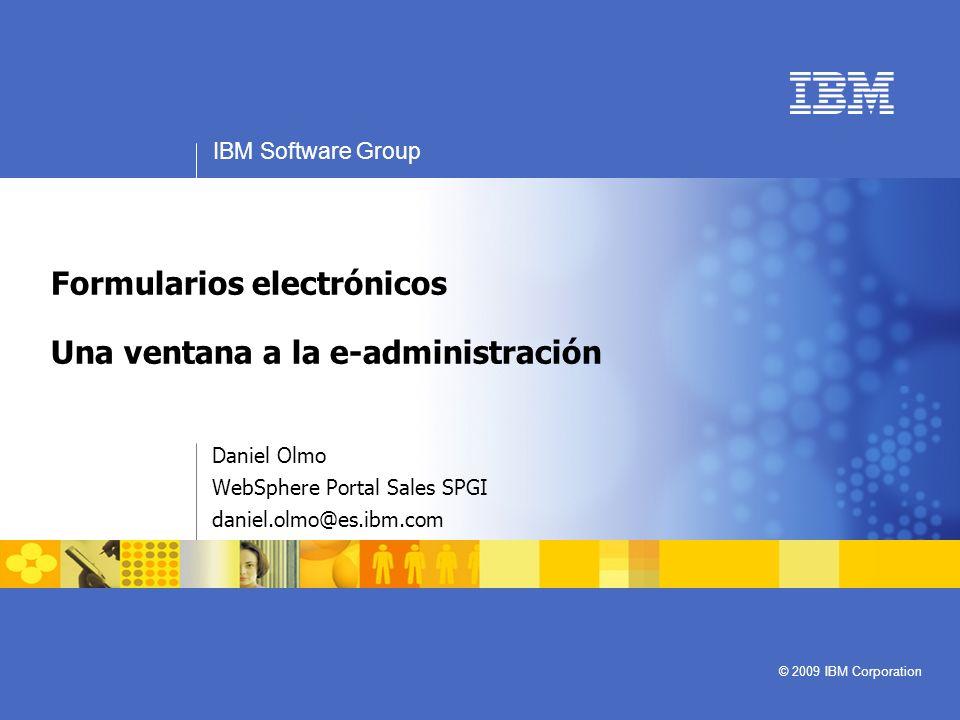 Formularios electrónicos Una ventana a la e-administración