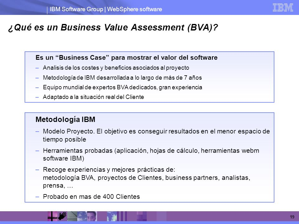 ¿Qué es un Business Value Assessment (BVA)