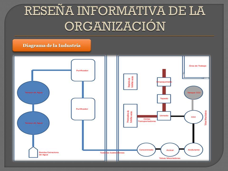 RESEÑA INFORMATIVA DE LA ORGANIZACIÓN
