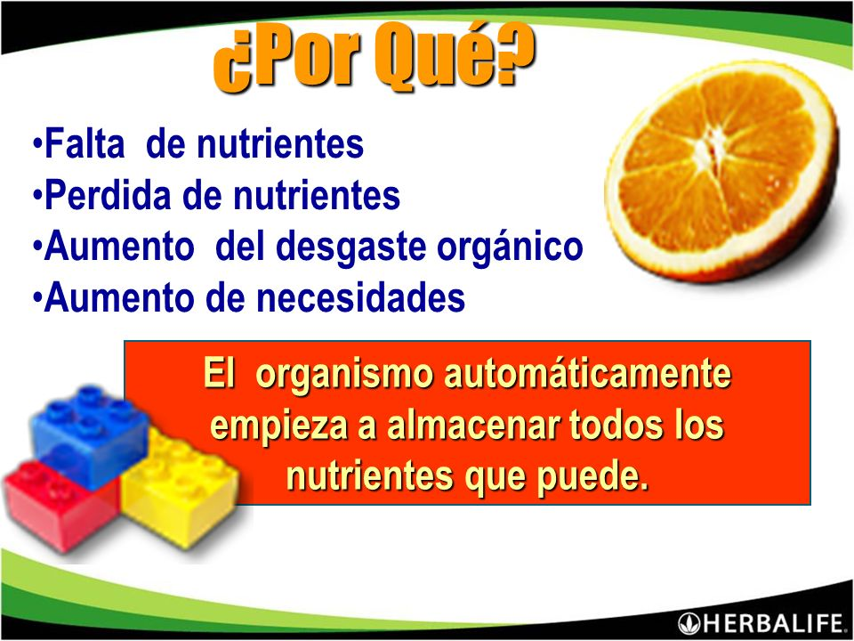 ¿Por Qué Falta de nutrientes Perdida de nutrientes