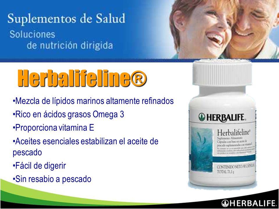 Herbalifeline® Mezcla de lípidos marinos altamente refinados