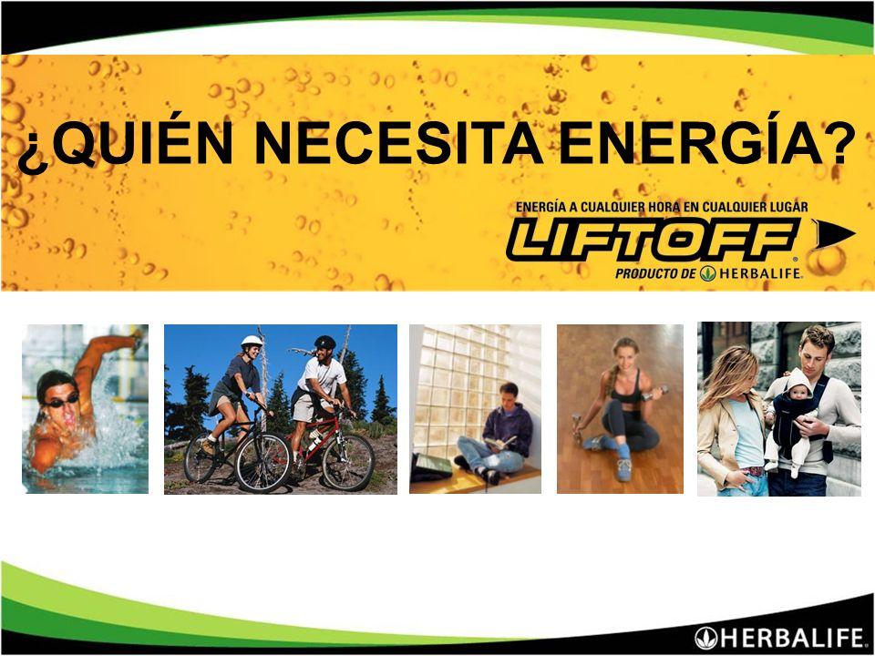 ¿QUIÉN NECESITA ENERGÍA