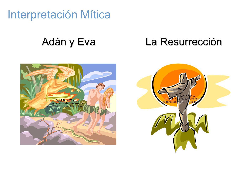 Interpretación Mítica
