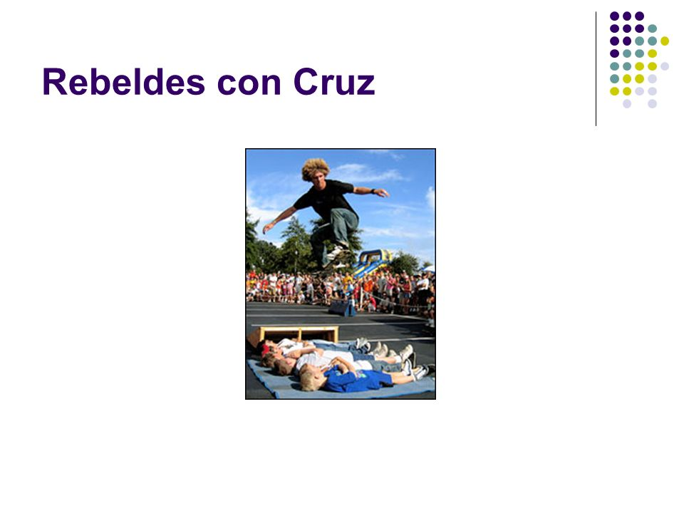 Rebeldes con Cruz