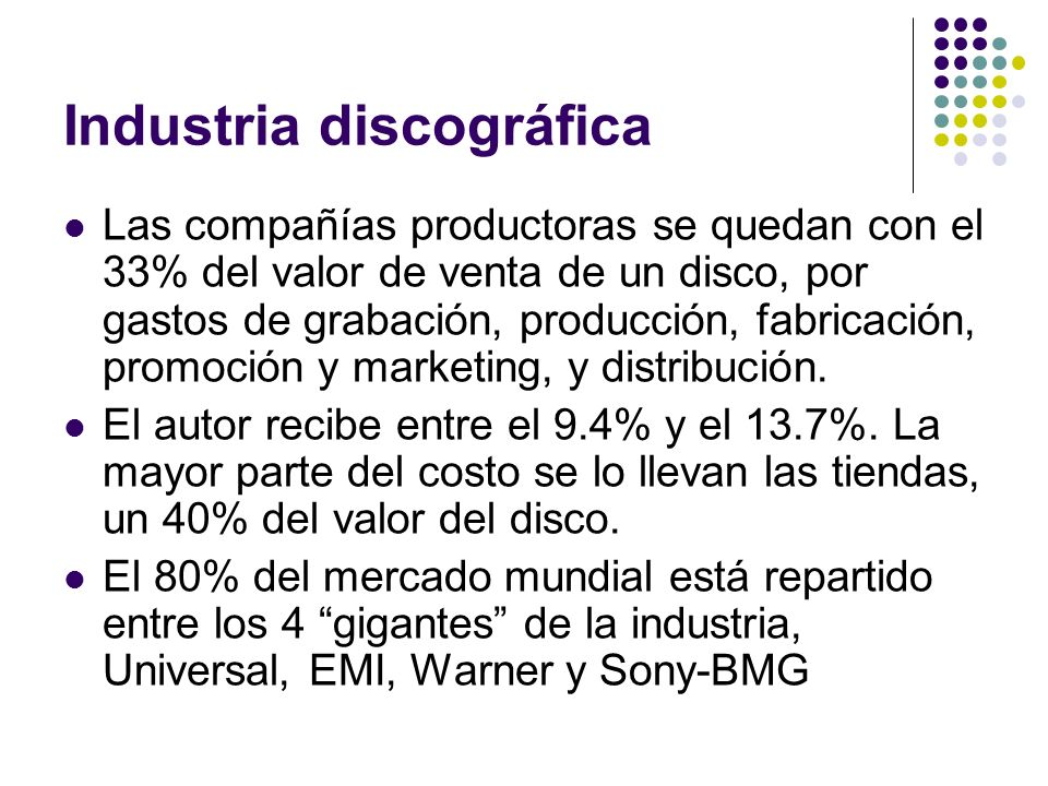 Industria discográfica
