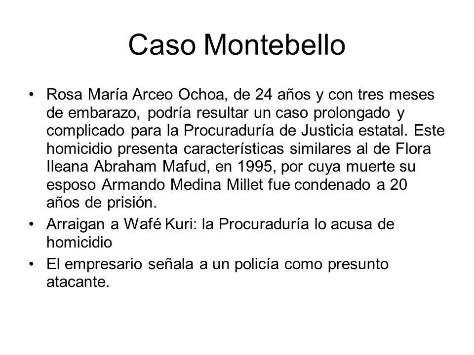 Caso Montebello