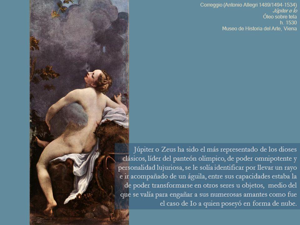 Correggio (Antonio Allegri 1489/1494-1534)