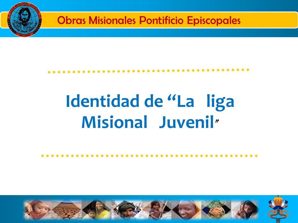 Identidad de La liga Misional Juvenil