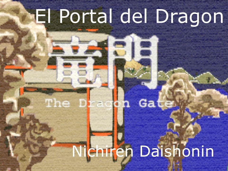 El Portal del Dragon Nichiren Daishonin