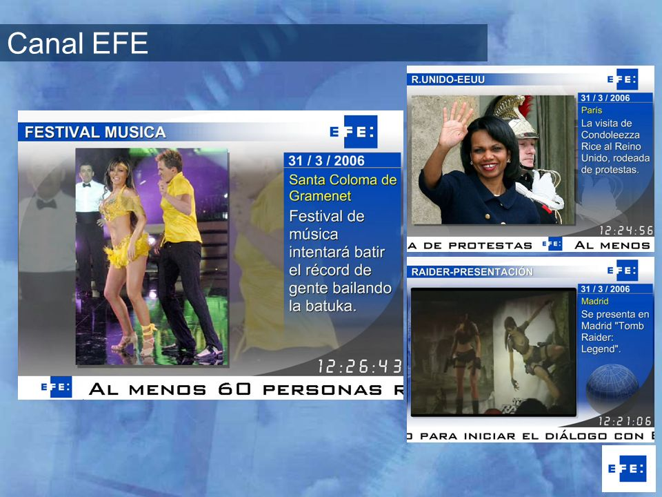 Canal EFE