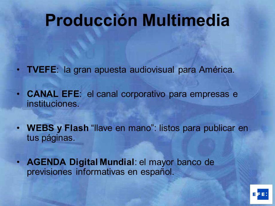 Producción Multimedia