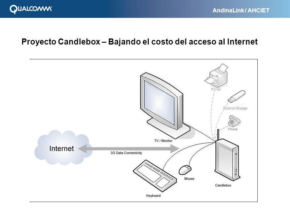 Proyecto Candlebox – Bajando el costo del acceso al Internet