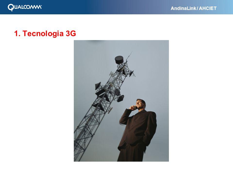 1. Tecnologia 3G