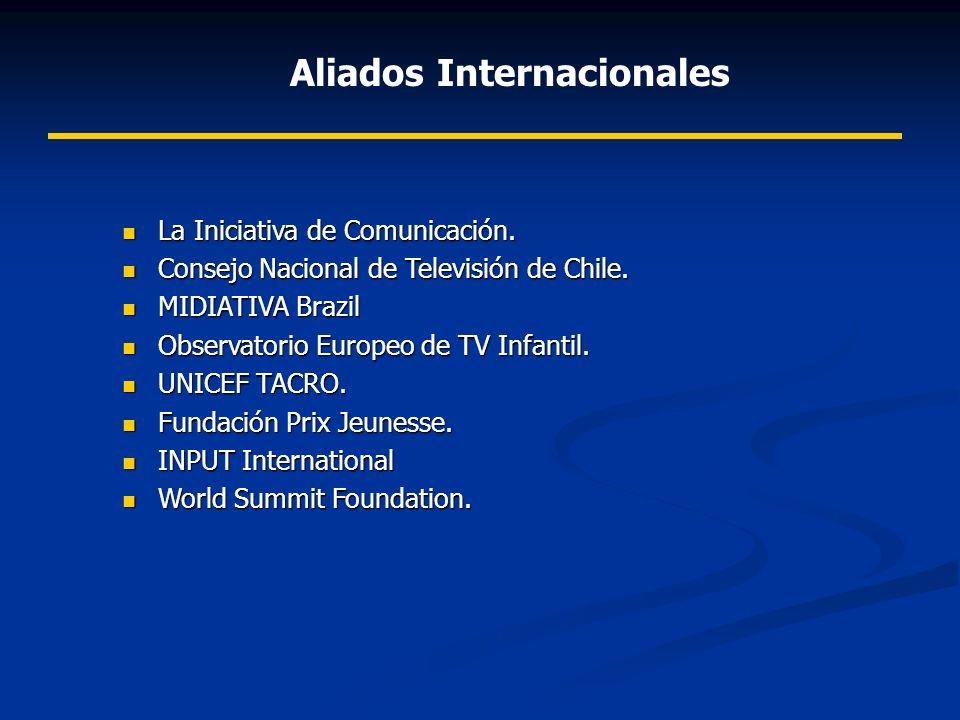 Aliados Internacionales