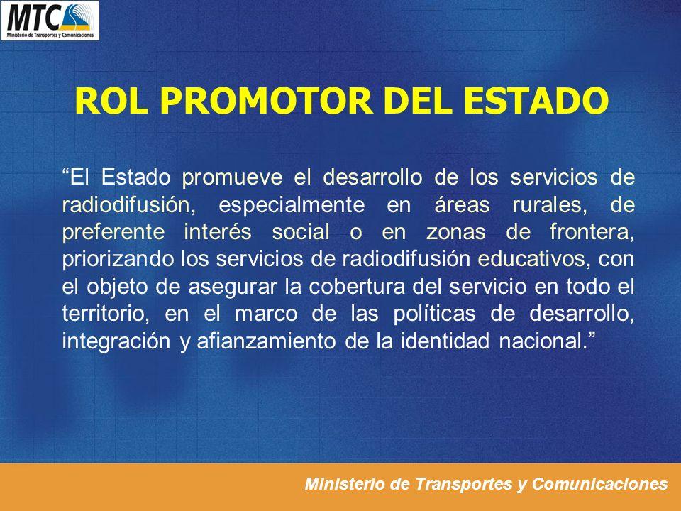 ROL PROMOTOR DEL ESTADO