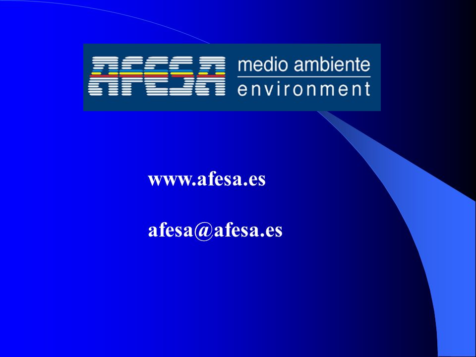 www.afesa.es afesa@afesa.es