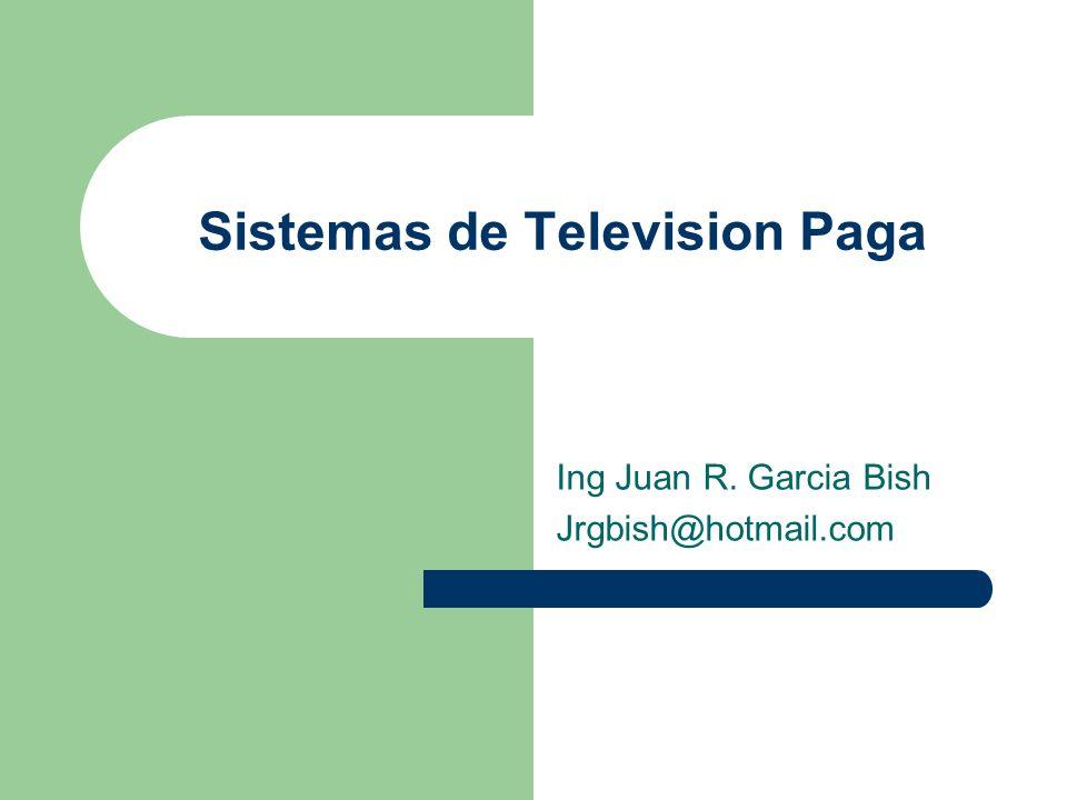 Sistemas de Television Paga