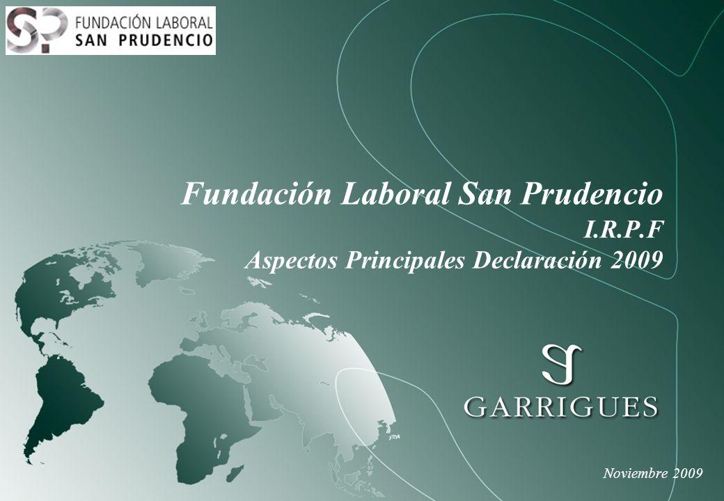 Fundación Laboral San Prudencio I. R. P