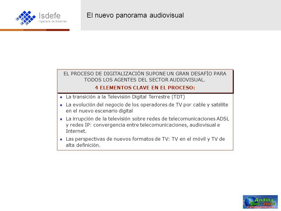 4 ELEMENTOS CLAVE EN EL PROCESO: