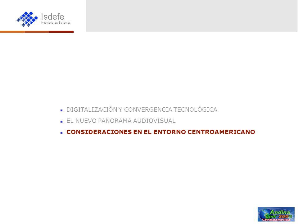 DIGITALIZACIÓN Y CONVERGENCIA TECNOLÓGICA