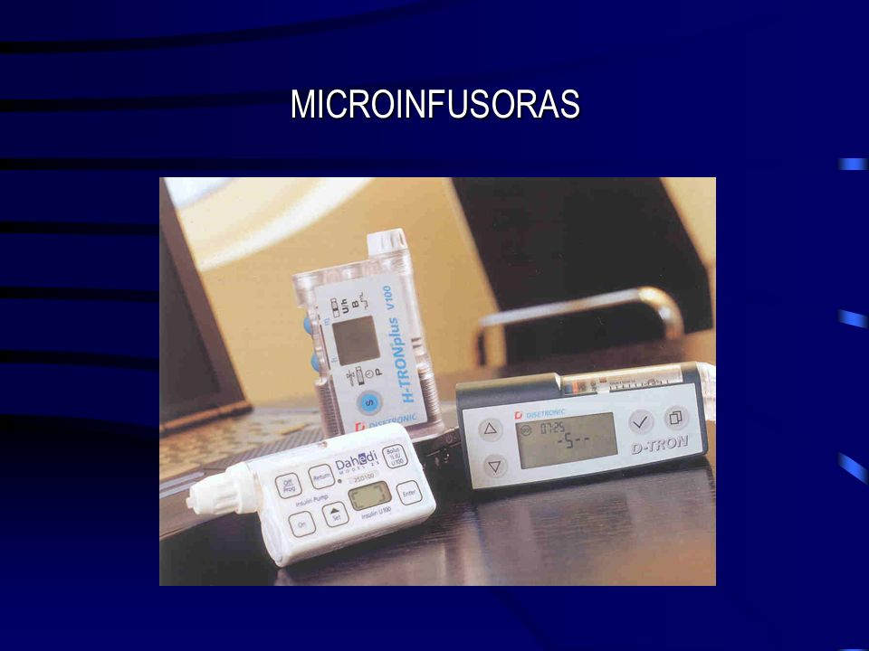 MICROINFUSORAS