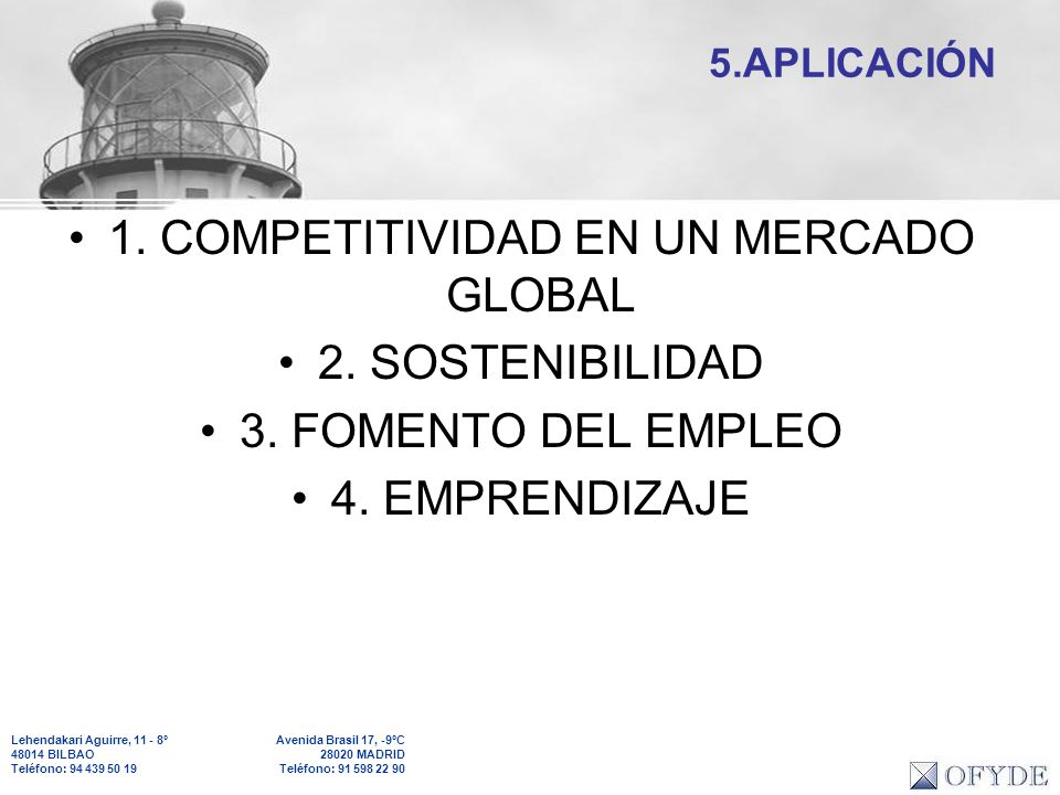 1. COMPETITIVIDAD EN UN MERCADO GLOBAL
