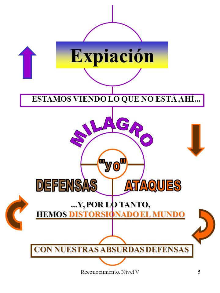 HEMOS DISTORSIONADO EL MUNDO