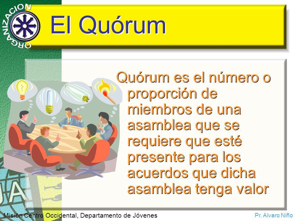 El Quórum