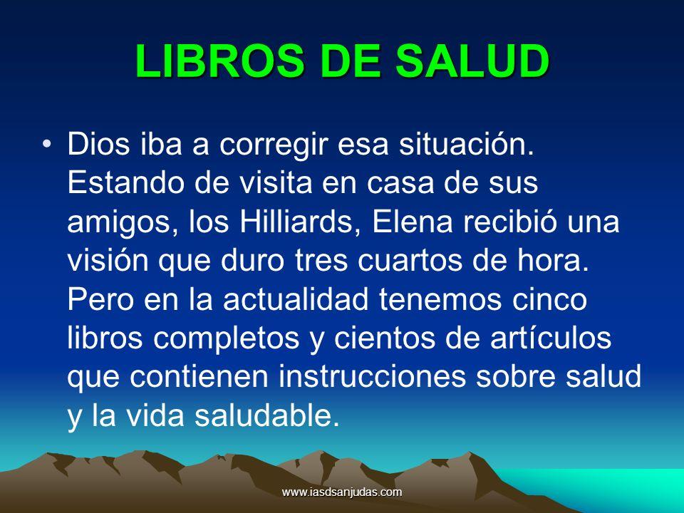 LIBROS DE SALUD