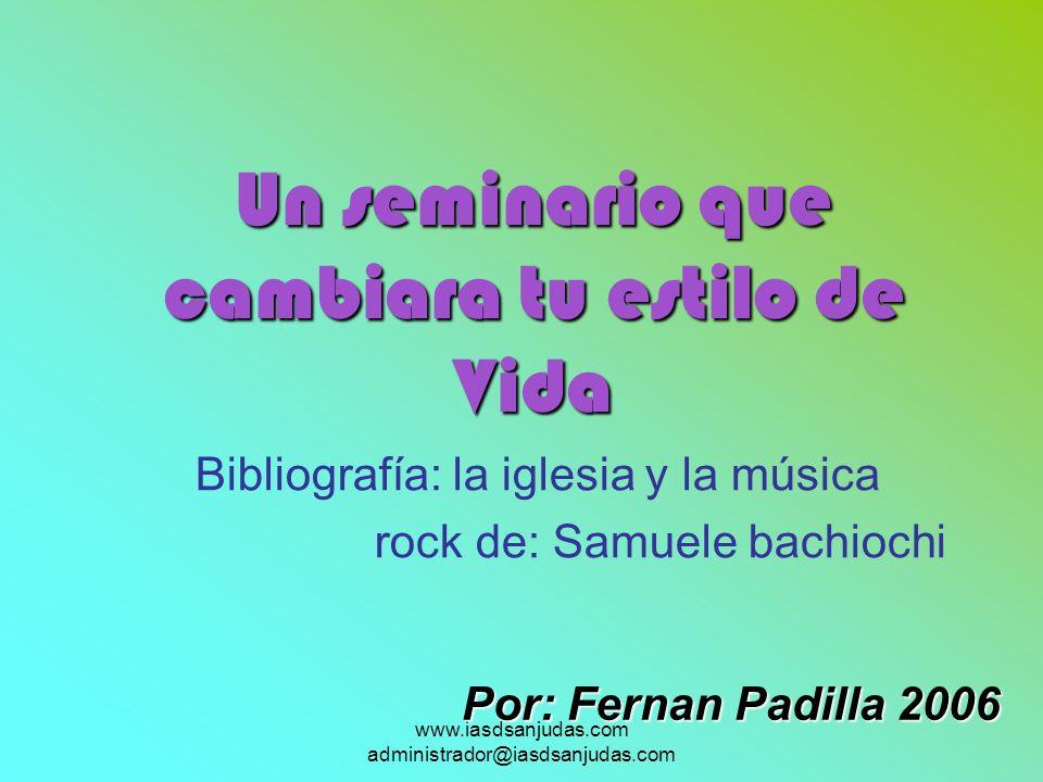 Bibliografía: la iglesia y la música rock de: Samuele bachiochi