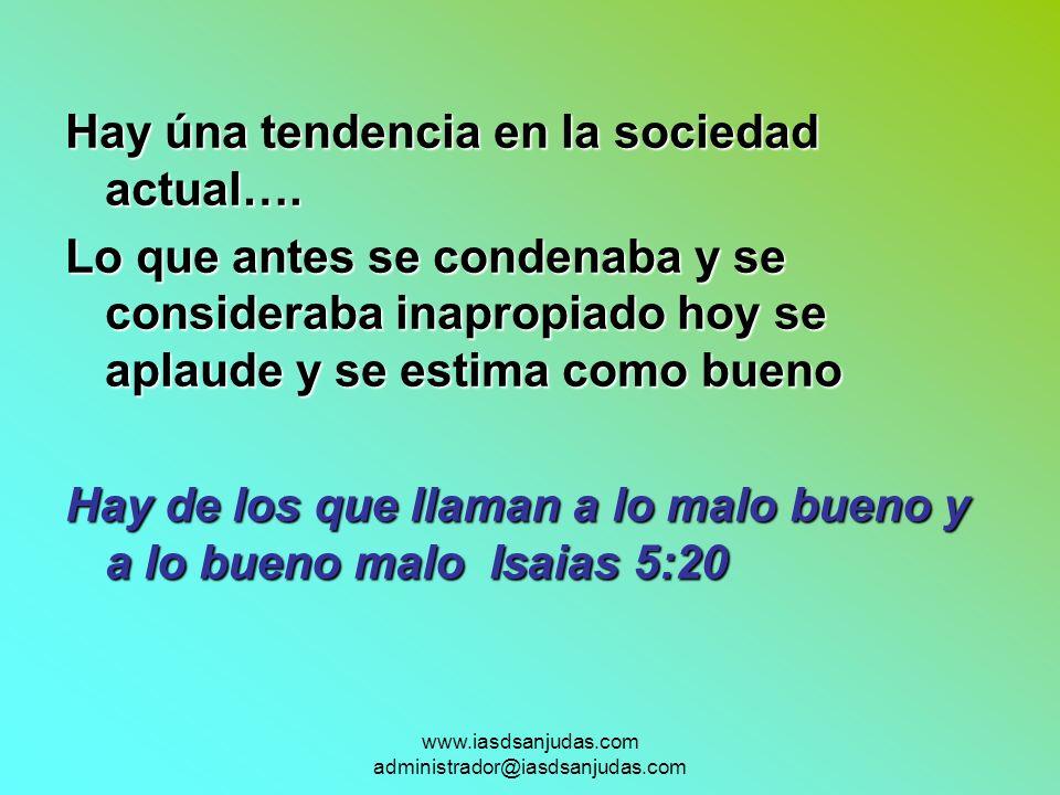www.iasdsanjudas.com administrador@iasdsanjudas.com