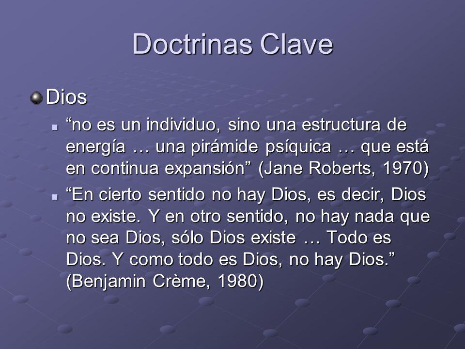 Doctrinas Clave Dios.