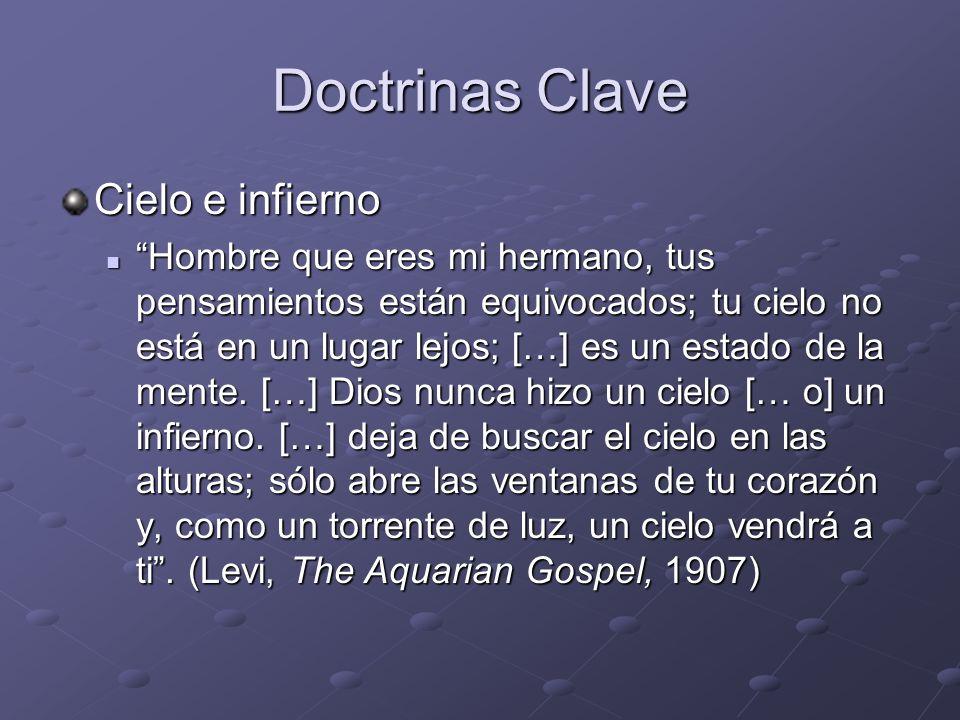 Doctrinas Clave Cielo e infierno