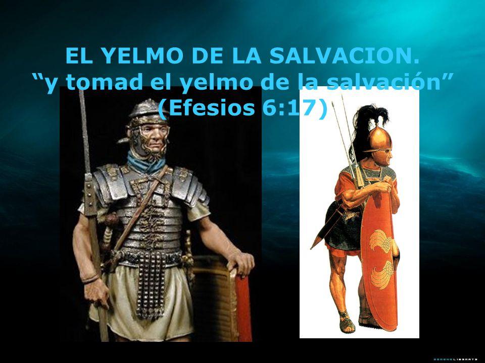EL YELMO DE LA SALVACION