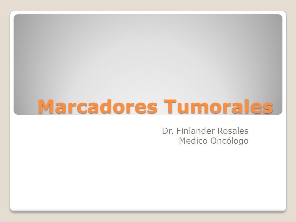 Dr. Finlander Rosales Medico Oncólogo