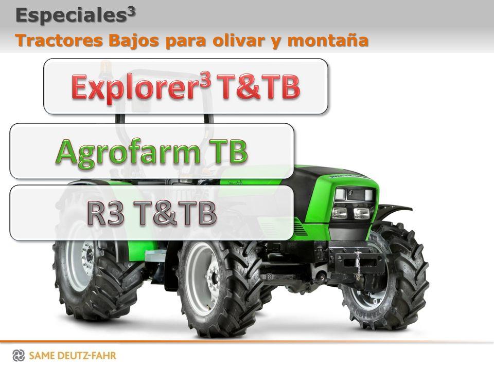 Explorer3 T&TB Agrofarm TB R3 T&TB