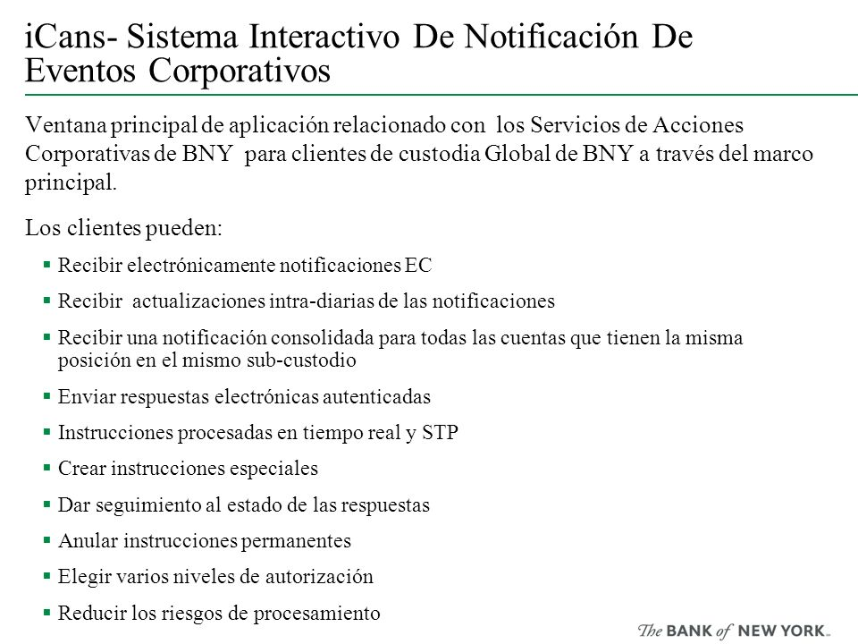 iCans- Sistema Interactivo De Notificación De Eventos Corporativos