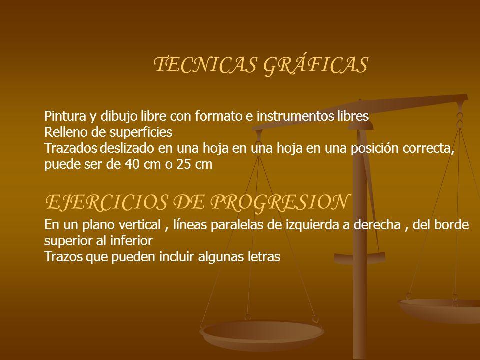 EJERCICIOS DE PROGRESION