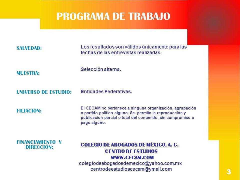 WWW.CECAM.COM colegiodeabogadosdemexico@yahoo.com.mx