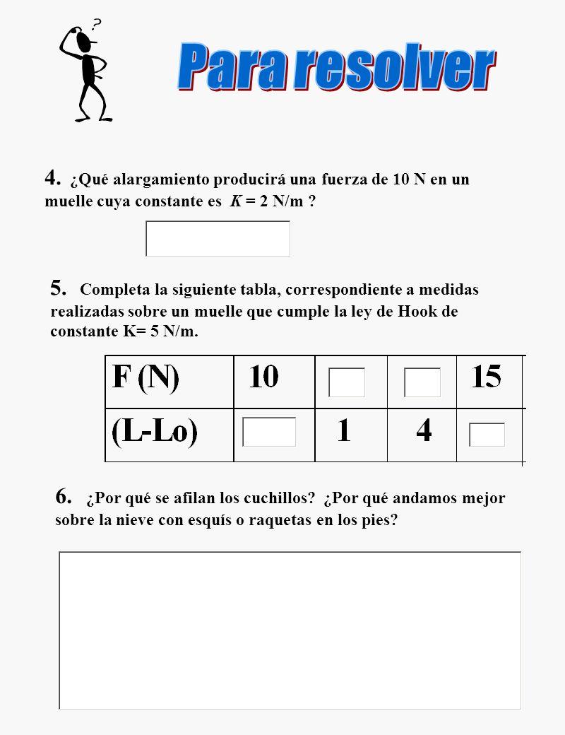 Para resolver ejercicios 4-6